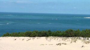 Pyla Sur Mer beach