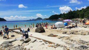 The Second Beach
