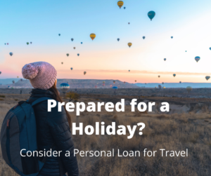 Travel Loan for holiday